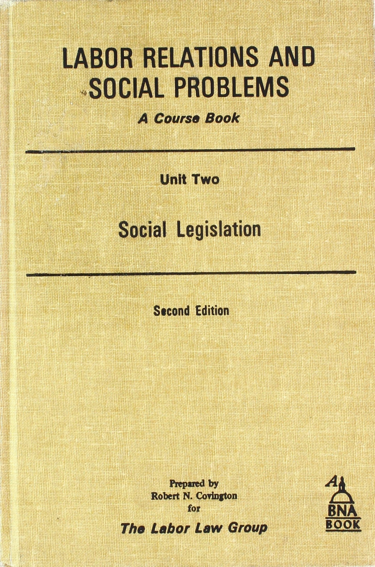 Social and labor relations