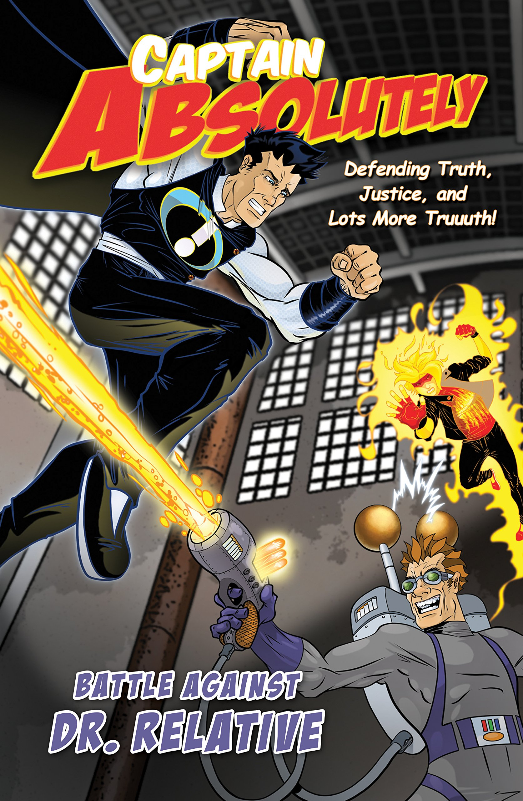 Read Online Captain Absolutely: Defending Truth, Justice, and Lots More Truuuth! (Adventures in Odyssey Books) pdf epub