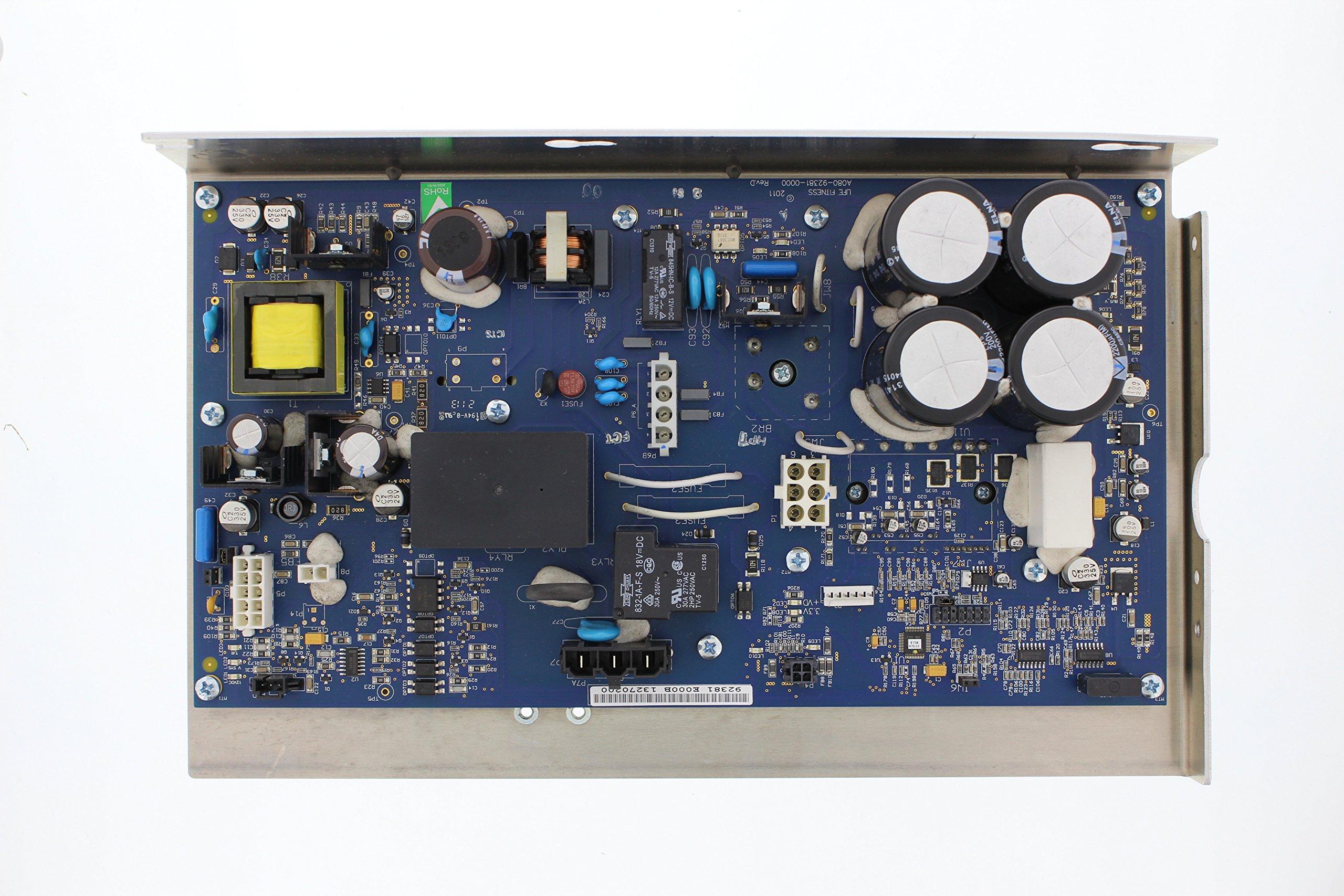 Life Fitness 210V Motor Controller Part Number AK75-00005-0000