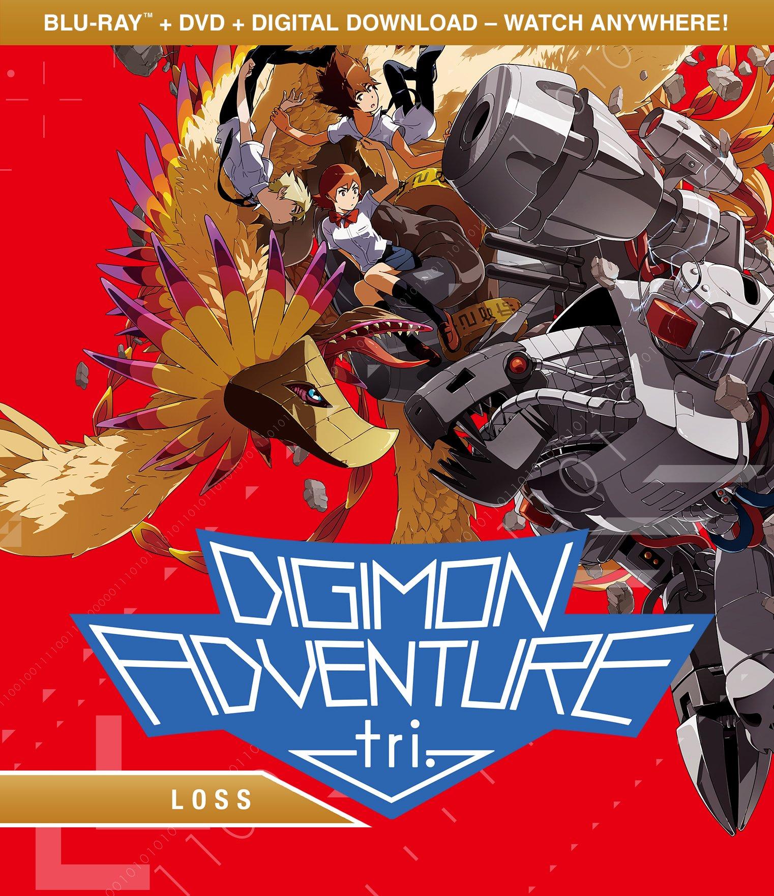 digimon adventure tri blu ray deutsch