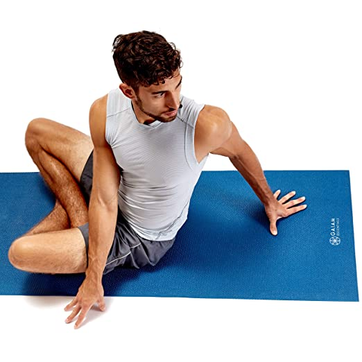 Amazon.com: Gaiam Essentials Premium - Esterilla de yoga con ...