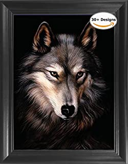 wolf portrait framed 3d lenticular picture unbelievable life like 3d art pictures lenticular posters