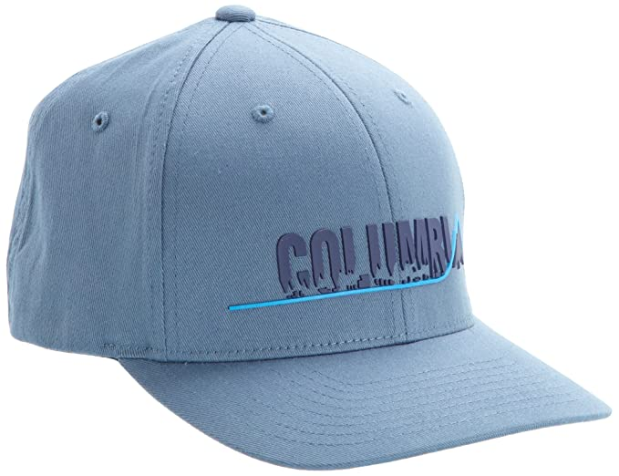 Columbia Cap Fitted Ballcap CU9490 S/M: Amazon.es: Deportes y aire ...