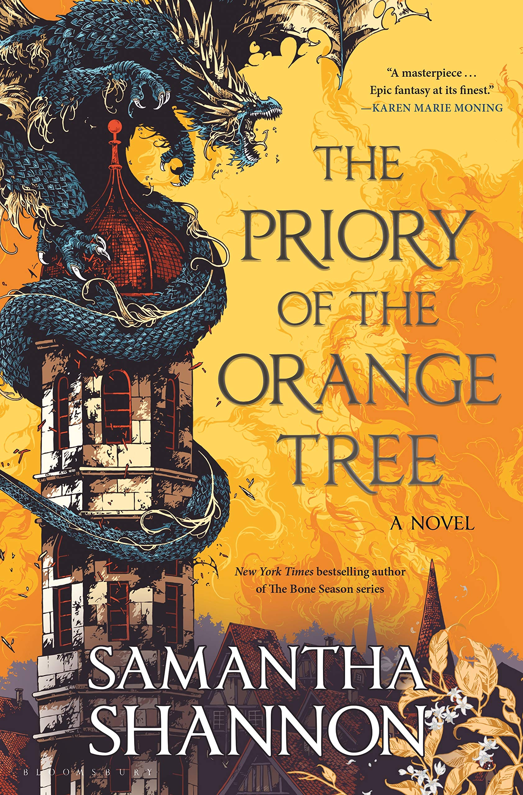 Amazon.com: The Priory of the Orange Tree (9781635570298): Shannon,  Samantha: Books