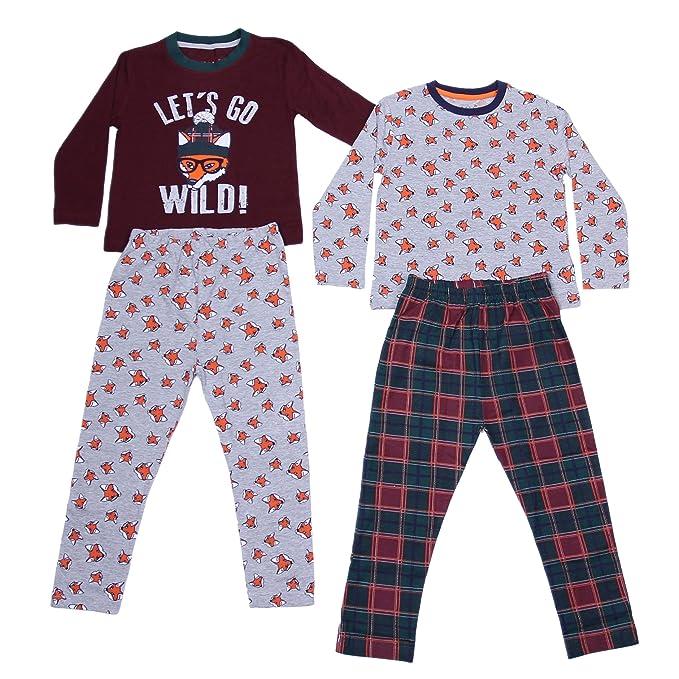 Primark - REBEL - Pijama dos piezas - para niño Multicolor multicolor