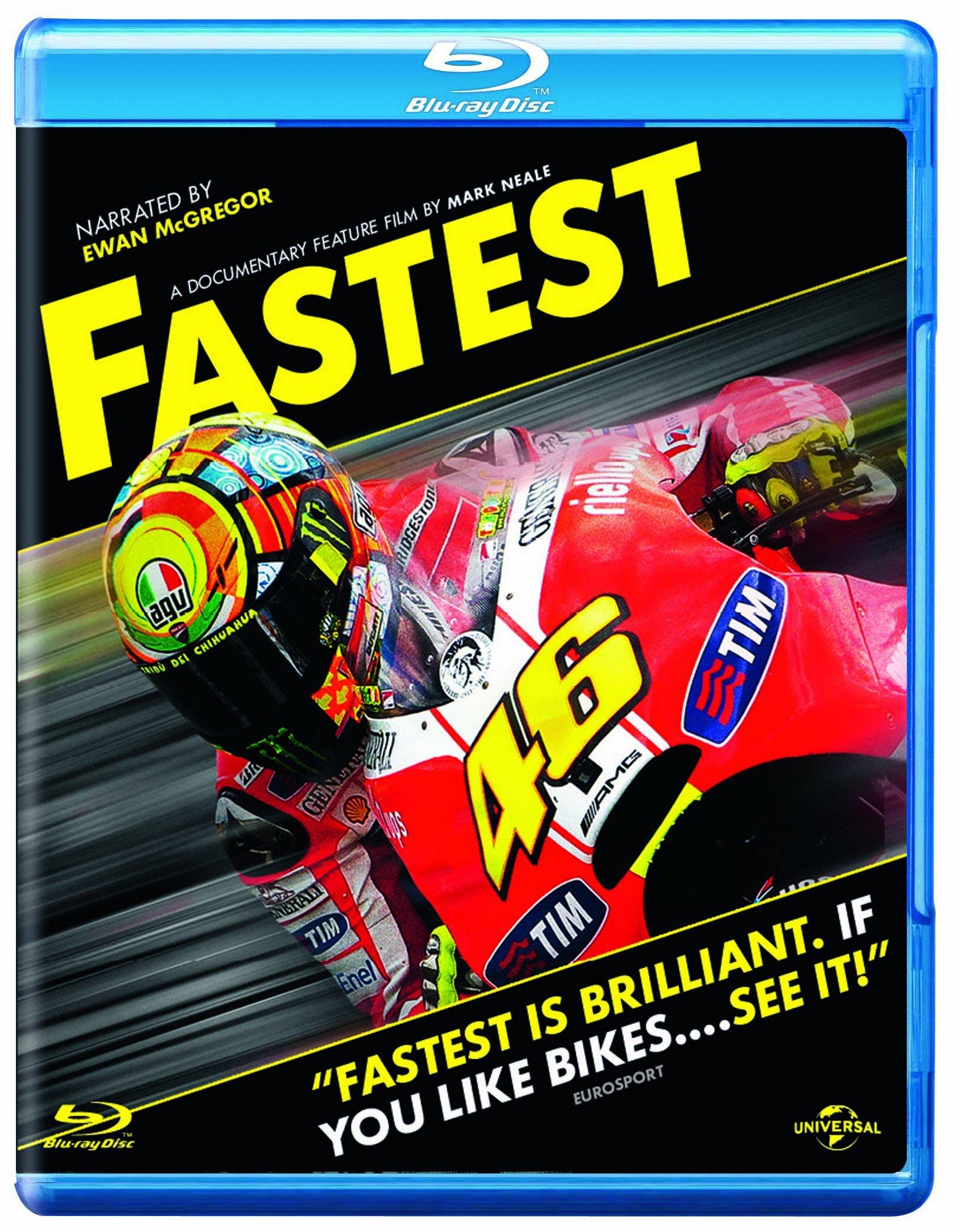 Blu-ray : Fastest (Blu-ray)