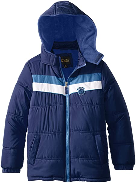 Amazon.com: iXtreme Big Boys Athletic Puffer – Chaqueta ...