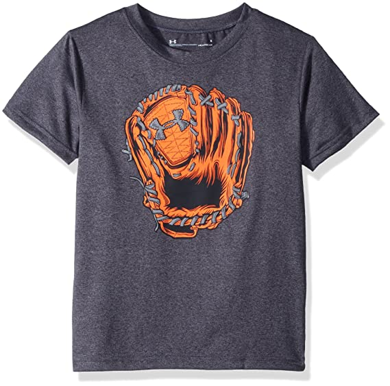 Under Armour Boys Ua Catcher Short Sleeve T-Shirt