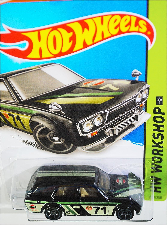 2017 Hot Wheels Collector Edition K-Mart Mail-In Datsun Bluebird 510 SHIPS FAST!