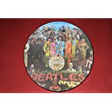 The Beatles Sgt Peppers Lonely Hearts Club Band 1978 USA picture disc LP SEAX-11840