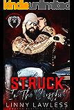 Struck in the Crossfire (BERZERKERS MC Book 1)