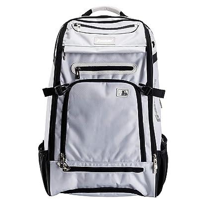 2f3a1e193f5d Franklin Sports MLB Traveler Elite Baseball Backpack - Baseball Bag ...