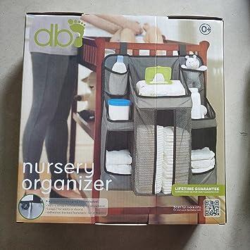 969806535983 Amazon.com : Baby Bedding Cribs Hang Bags Storage Bag Kids ...