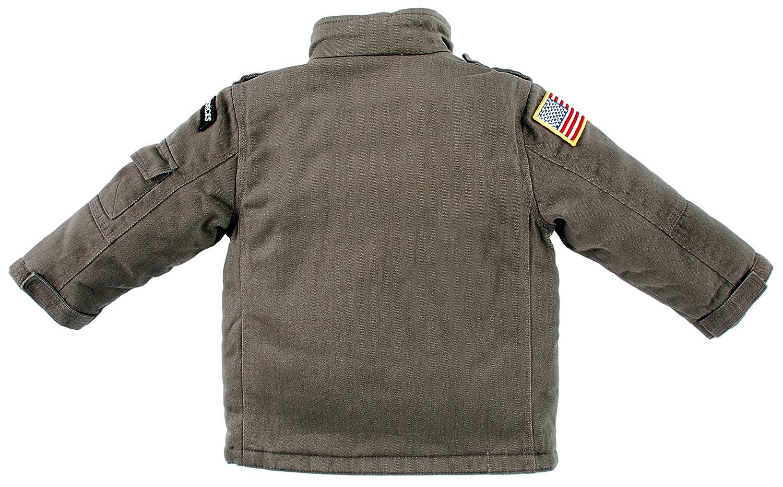 478917232 Amazon.com  Up and Away Boys  Army Field Jacket  Clothing