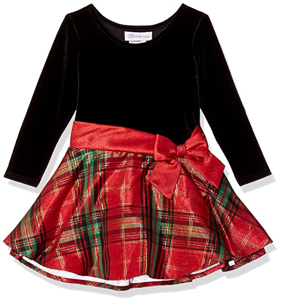 Bonnie Jean Christmas Outfits.Bonnie Jean Girls Hipster Dresses