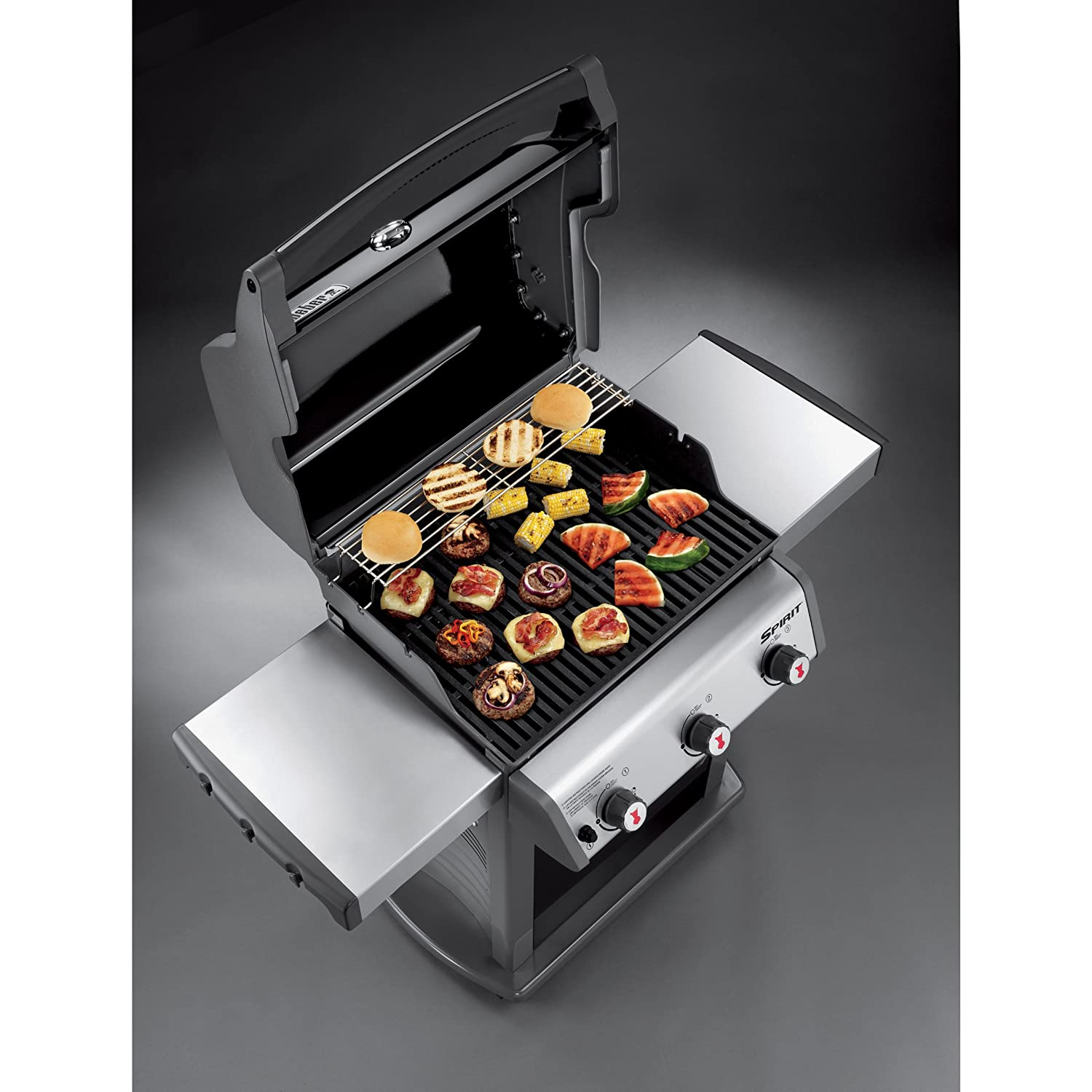 amazon com weber 46510001 spirit e310 liquid propane gas grill