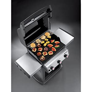 Weber Spirit Liquid Propane Gas Grill, Black