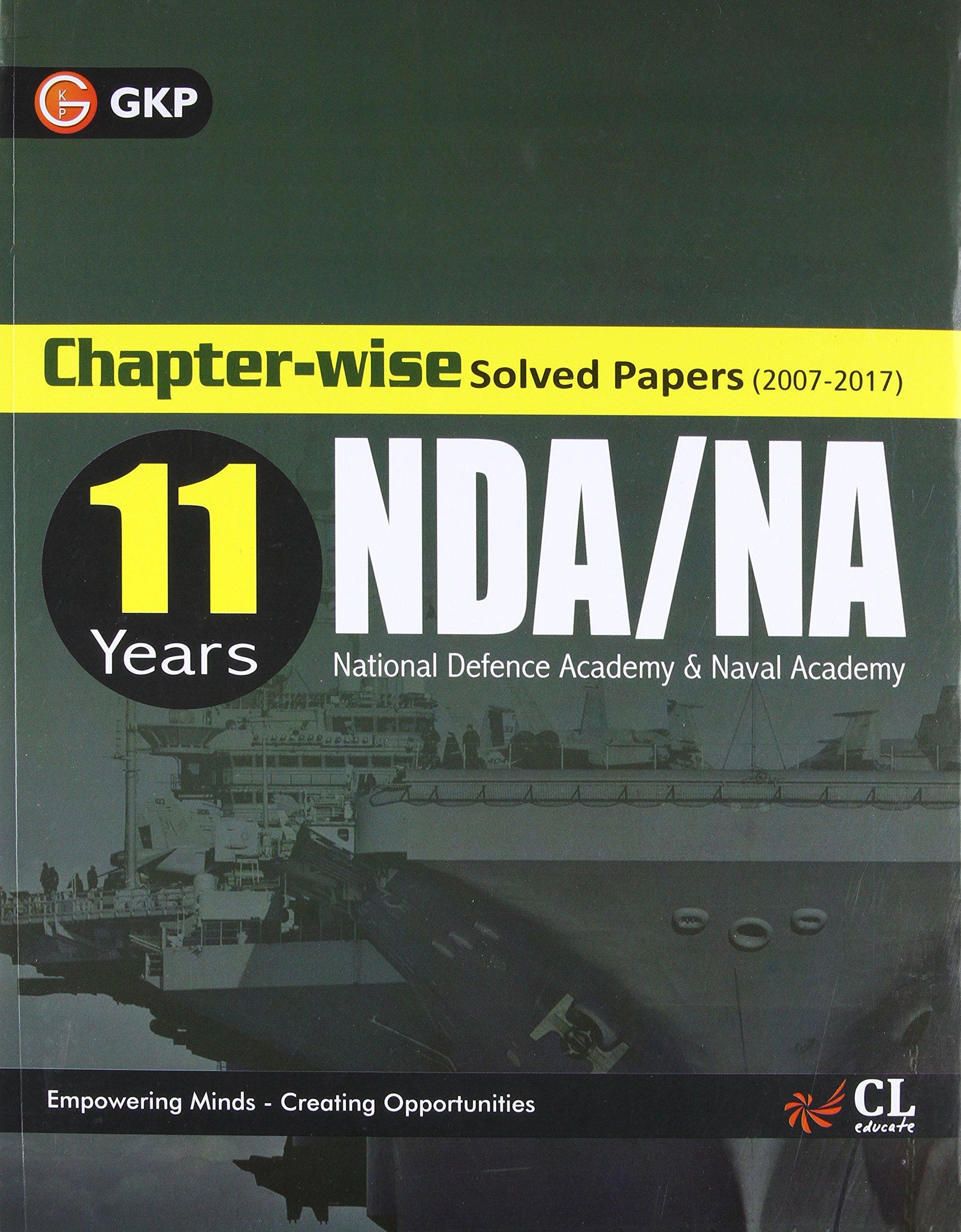 Book pdf gk nda