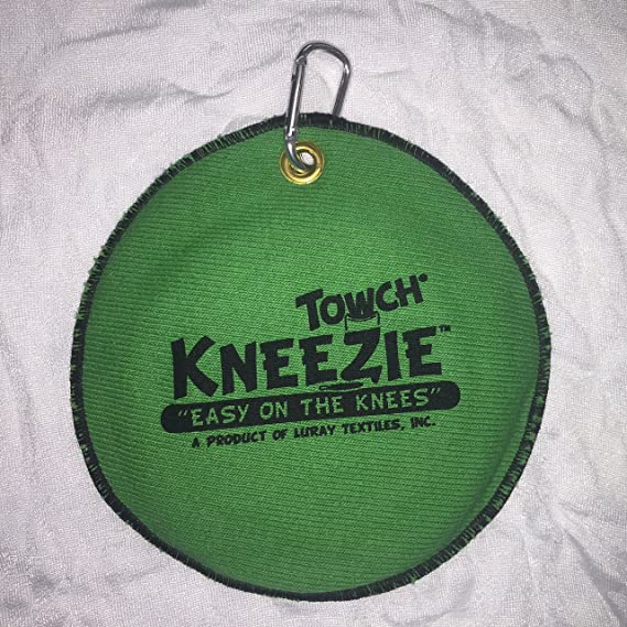 Amazon.com: kneezie – towch® Disc Golf rodilla Pad – 11 ...