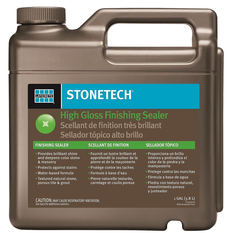 Stonetech high gloss finishing sealer for natural stone tile stonetech high gloss finishing sealer for natural stone tile grout 1 gallon 3785l hardware sealers amazon dailygadgetfo Choice Image
