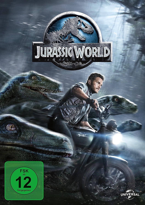 Jurassic World Amazonde Chris Pratt Bryce Dallas Howard Ty