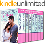 Unforgettable Heroes - Unforgettable Passion (The Unforgettables Book 2)