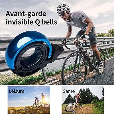 90DB Aluminium Bike Bells Bicycle Ring MTB BMX Electric Cycling Handlebars Alarm