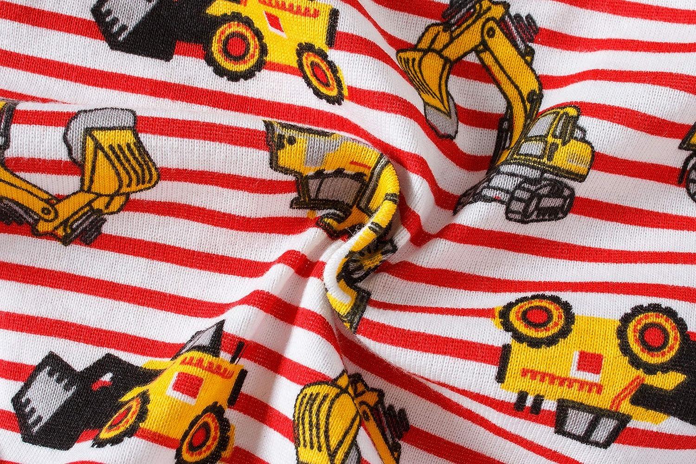 Little Boys Briefs Dinosaur Shark Truck Space Toddler Kids Baby Underwear 6//3-Pack
