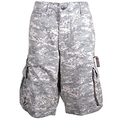 554b5d7f0 Molecule Men s Big   Tall Sizeups Camo Cargo Shorts