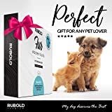 RUBOLD Dog Grooming Kit - Slicker Brush for Dogs
