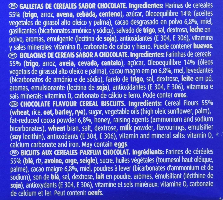 Artiach - Galletas Chiquilín Ositos Choco 450 g: Amazon.es: Alimentación y bebidas