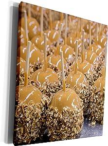 3dRose Danita Delimont - Food - Carmel apples for sale, Savannah, Georgia - Museum Grade Canvas Wrap (cw_278913_1)
