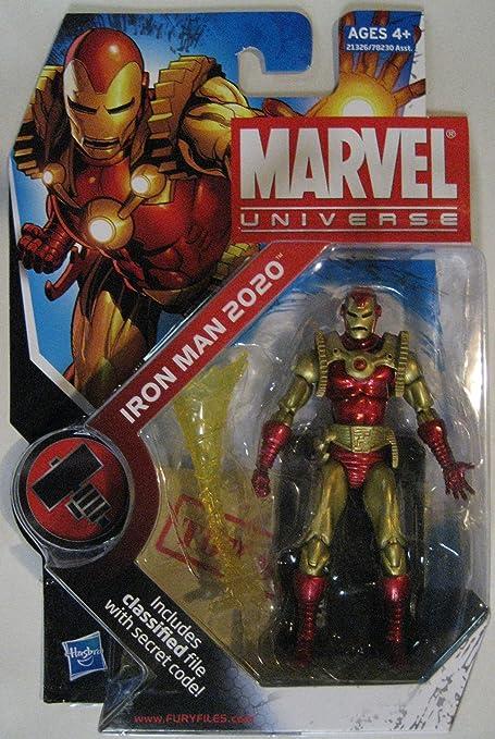 Best Action 2020 Amazon.com: Marvel Universe Iron Man 2020 3 3/4 Inch Scale Action
