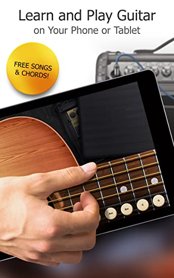 Amazon.com: Real Guitar Free: Chords, Tabs & Simulator Games ...