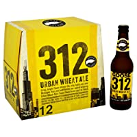 Goose Island Urban Wheat Ale Bottle, 12 x 355 ml