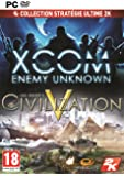 Civilization V + Xcom : Enemy Unknown
