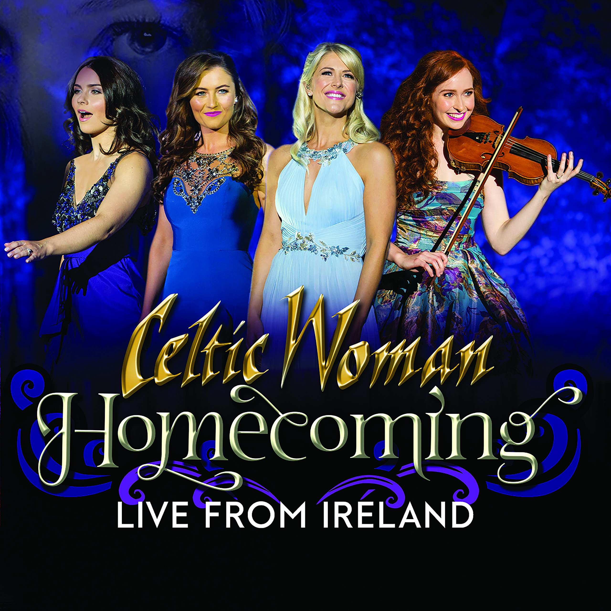 Book Cover: Homecoming - Live From Ireland