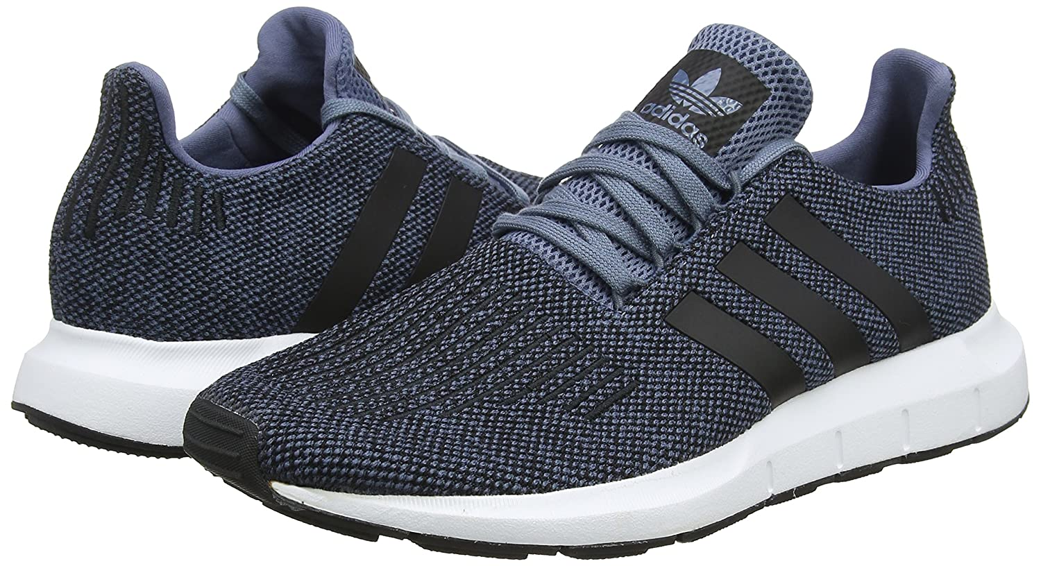 Amazon.com | adidas - Swift Run - CQ2120 - Color: Navy Blue - Size: 8.5 | Running