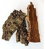 Natural Cork Bark Flats - Small Bulk Bag