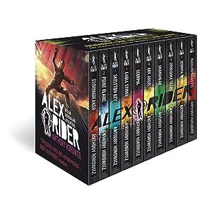 Complete Alex Rider Anniversary Collection