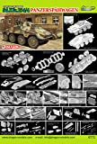 Dragon Models Sd.Kfz.234/4 Panzerspahwagen Tank