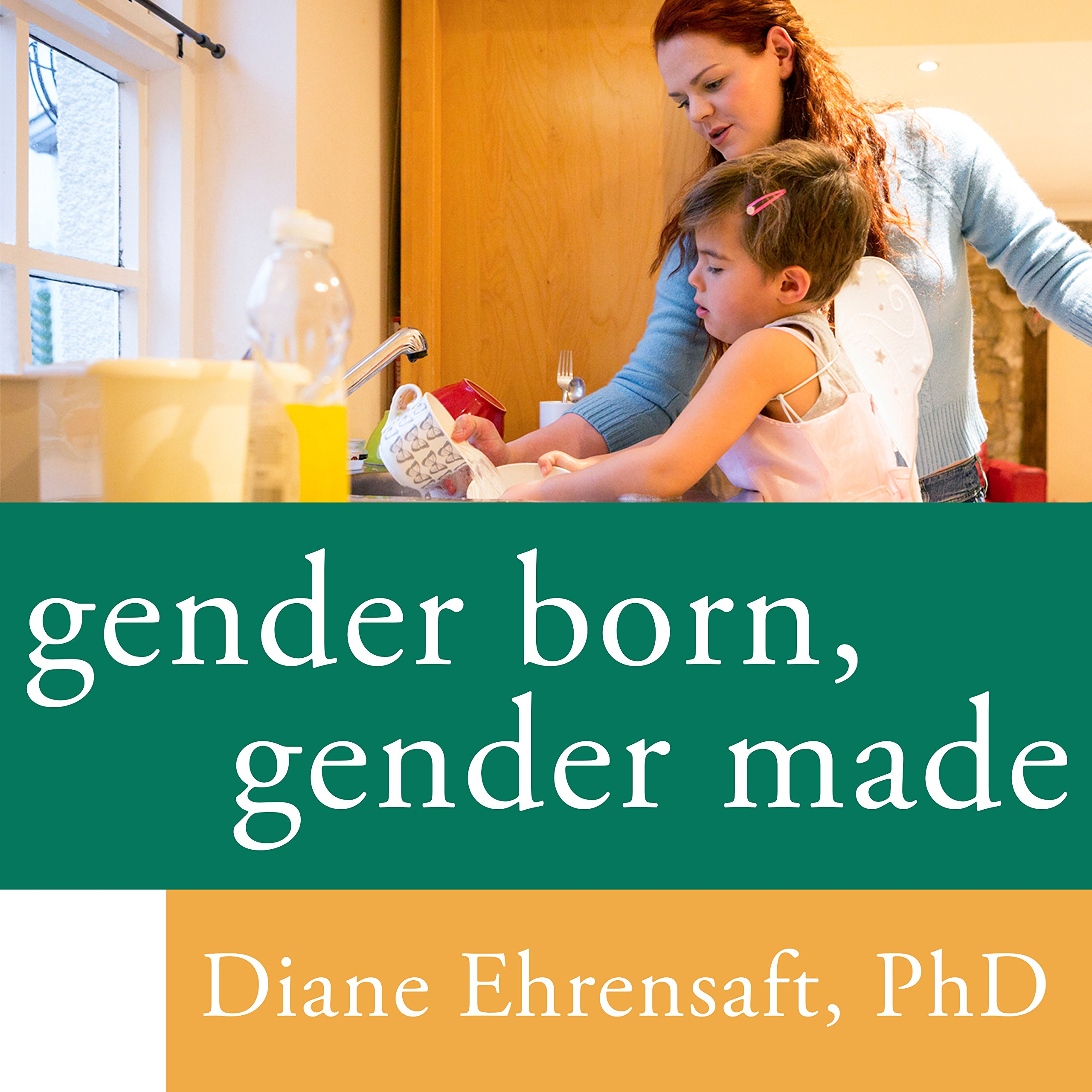 Gender Born, Gender Made: Raising Healthy Gender-Nonconforming Children