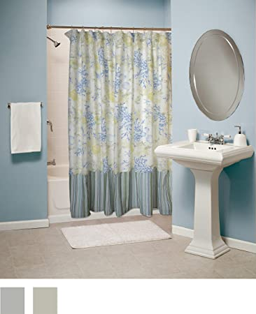 coral and blue shower curtain. Greenland Home Shower Curtain  Coral Blue Amazon com Kitchen
