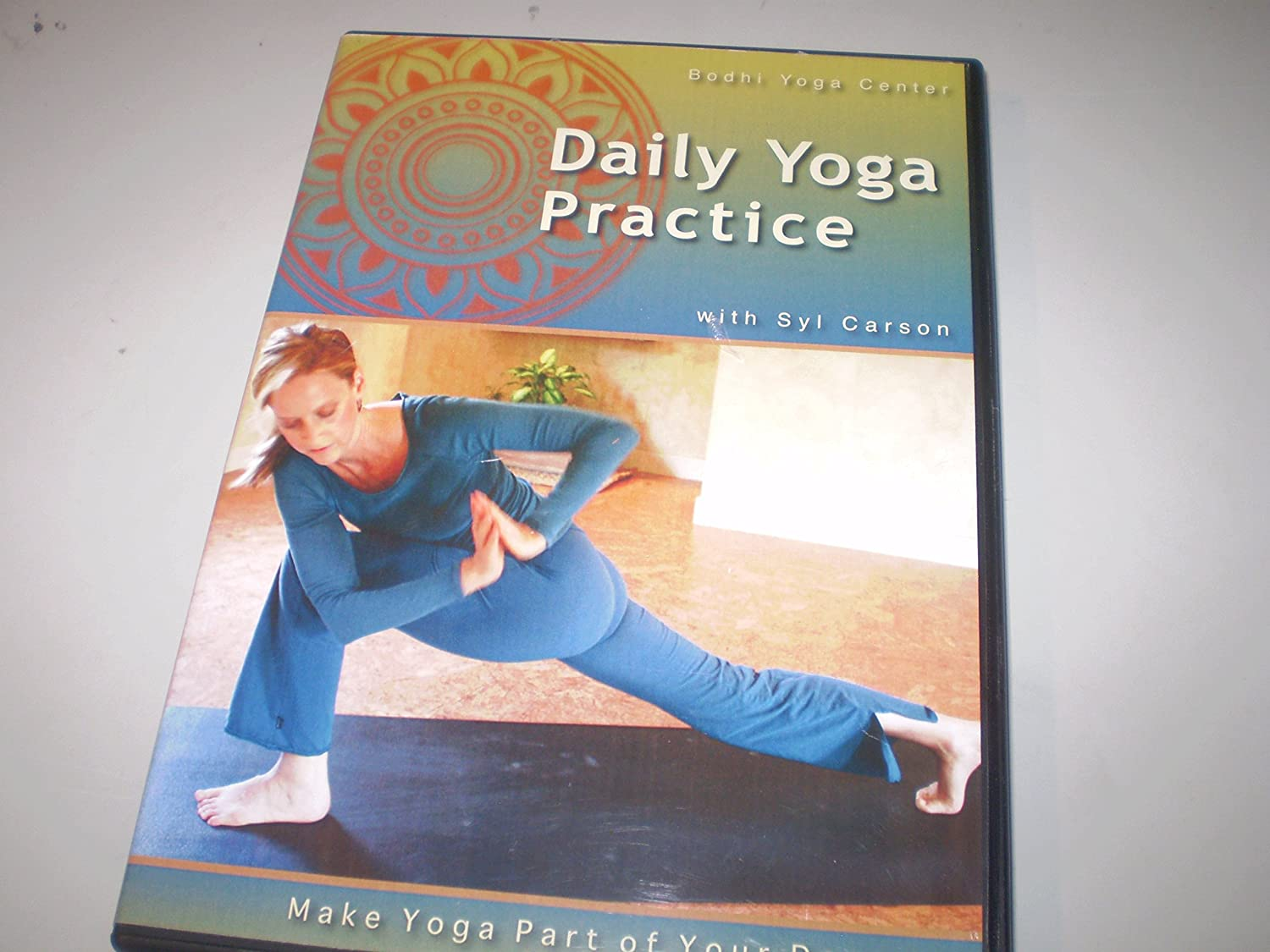 Amazon.com: Daily Yoga Practice with Syl Carson: Movies & TV