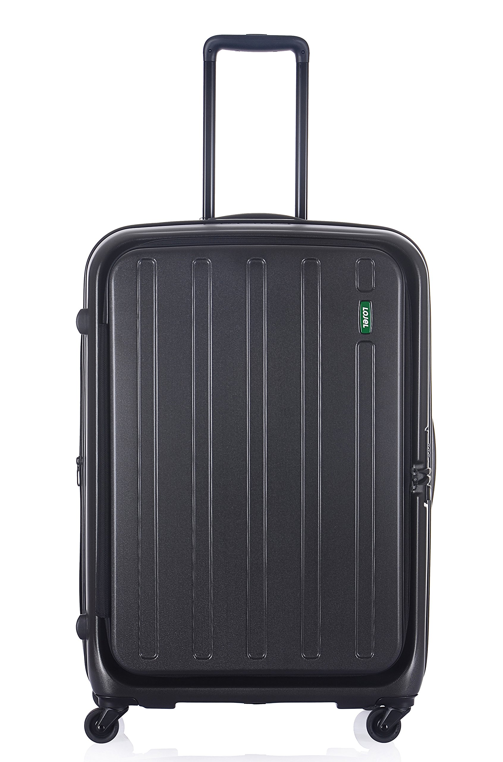 Lojel Hatch Spinner Upright Suitcase by Lojel