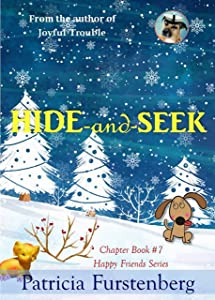 Hide-and-Seek, Chapter Book #7: Happy Friends, diversity stories children's series
