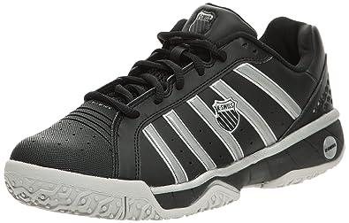 K-Swiss 02575-019-M - Zapatillas de Tenis de Cuero para Hombre ...