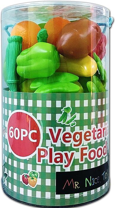 The Best Vegetarian Food Play Set