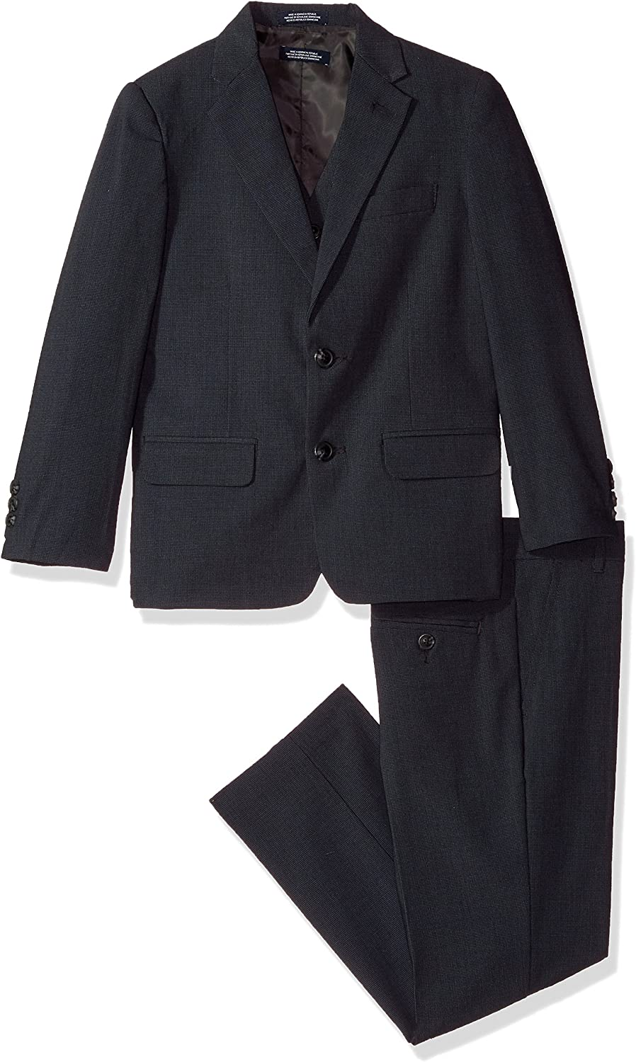 and Vest Nautica Three Piece Suit with Jacket Pant