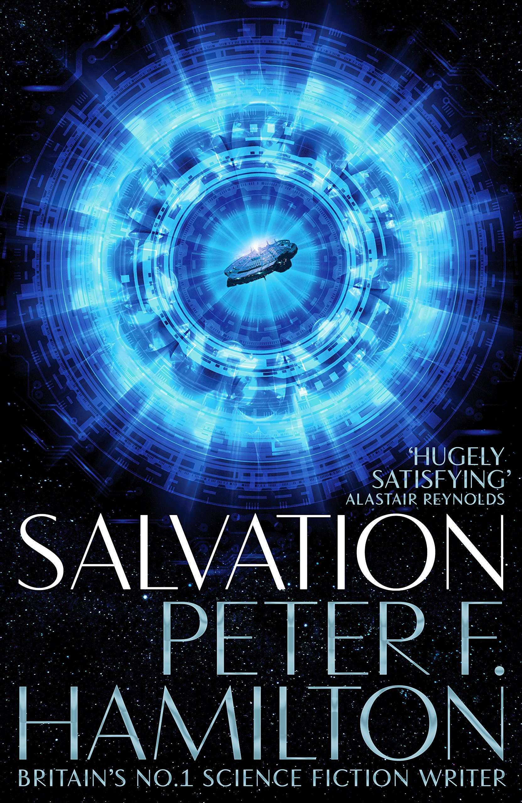 Salvation (The Salvation Sequence, Band 1)